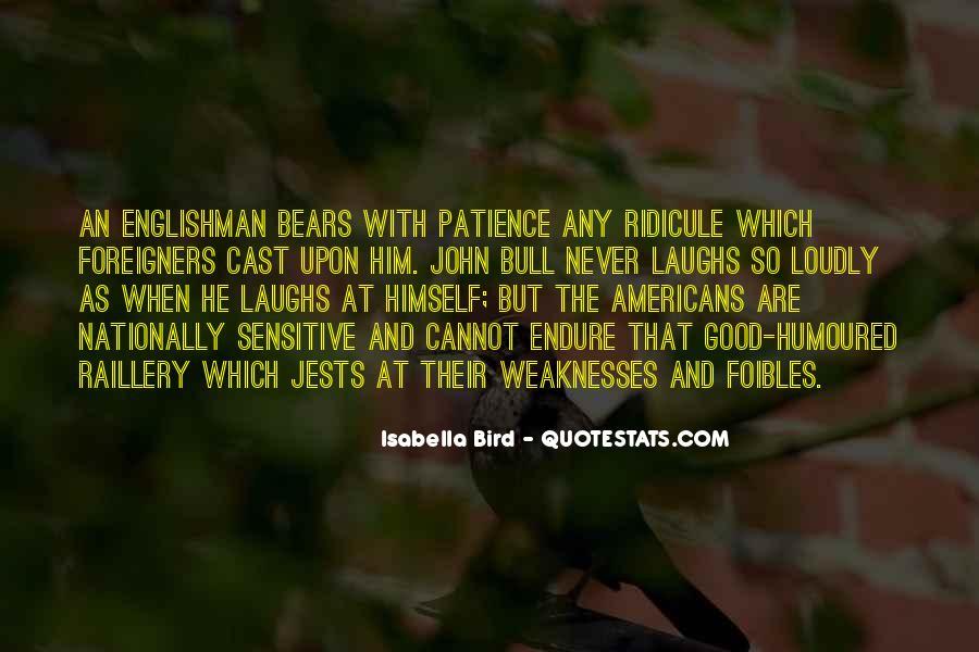 Isabella Bird Quotes #1149845