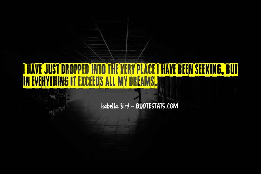 Isabella Bird Quotes #1314199