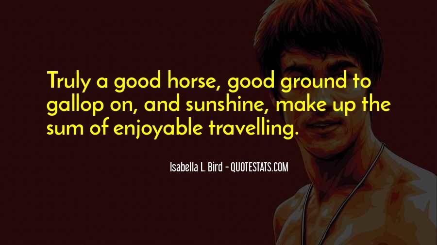 Isabella Bird Quotes #1321409
