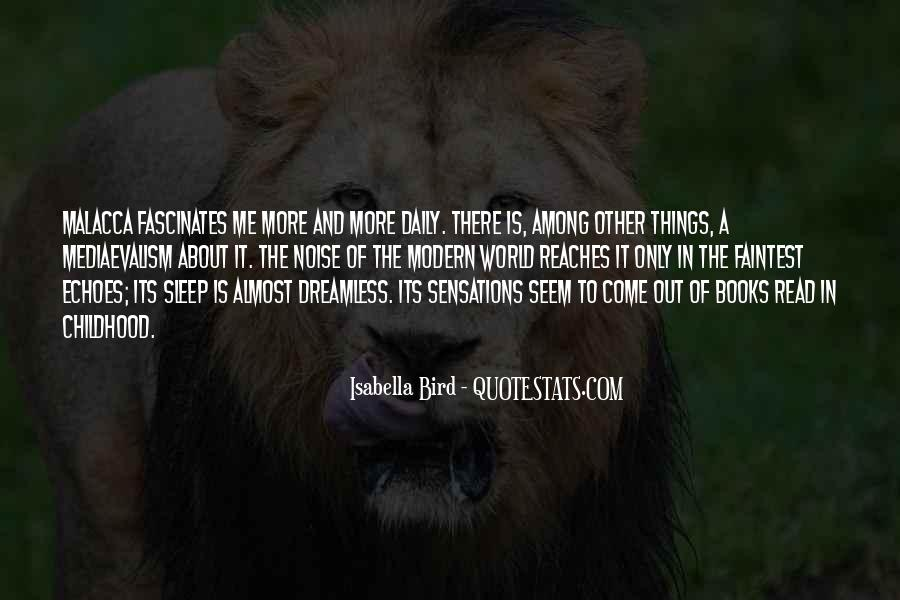 Isabella Bird Quotes #1341954