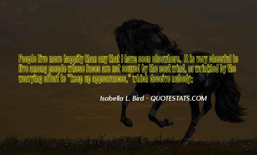 Isabella Bird Quotes #1423673