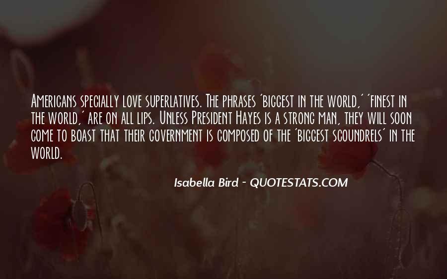 Isabella Bird Quotes #293068