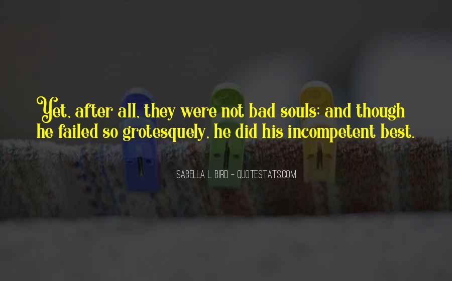 Isabella Bird Quotes #327459