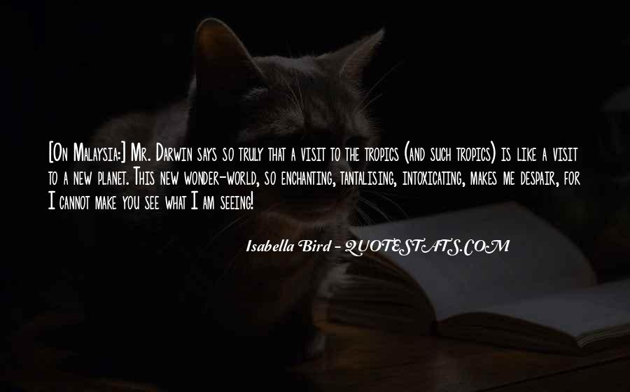 Isabella Bird Quotes #35398