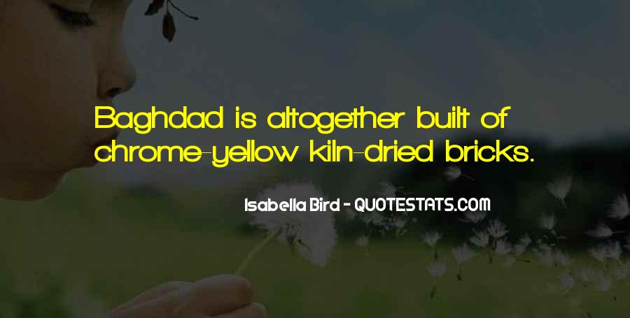 Isabella Bird Quotes #690253