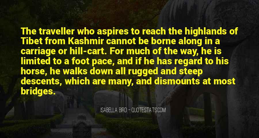Isabella Bird Quotes #69765
