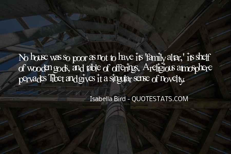 Isabella Bird Quotes #759288
