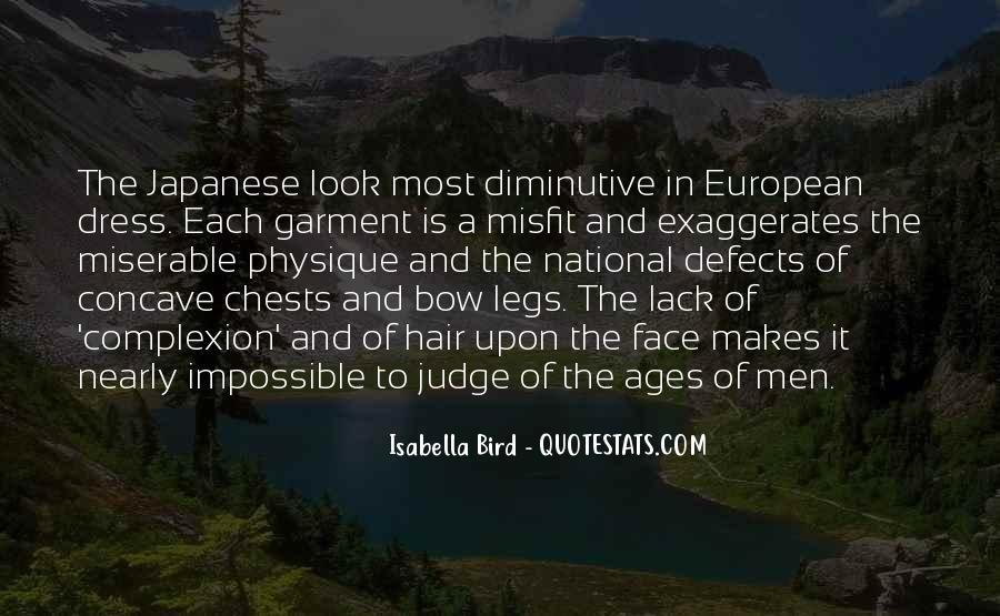 Isabella Bird Quotes #897316