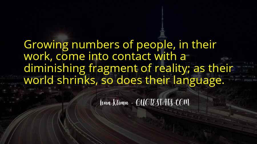 Ivan Klima Quotes #1439863