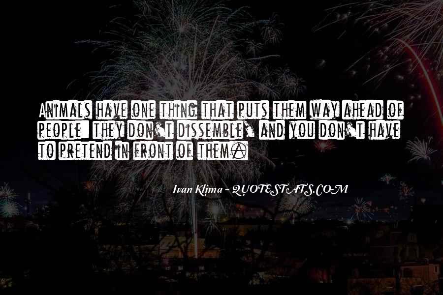 Ivan Klima Quotes #643588