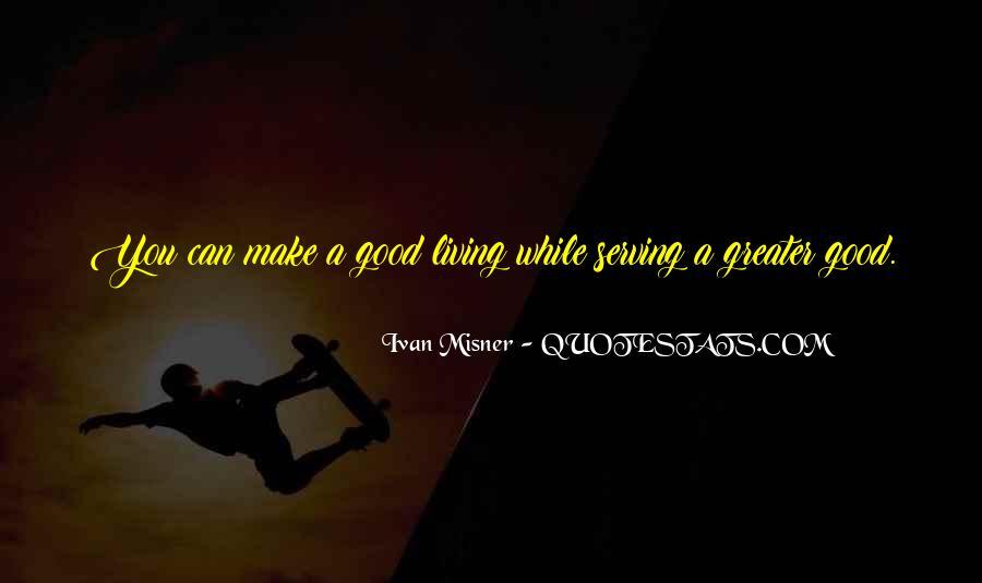 Ivan Misner Quotes #952812