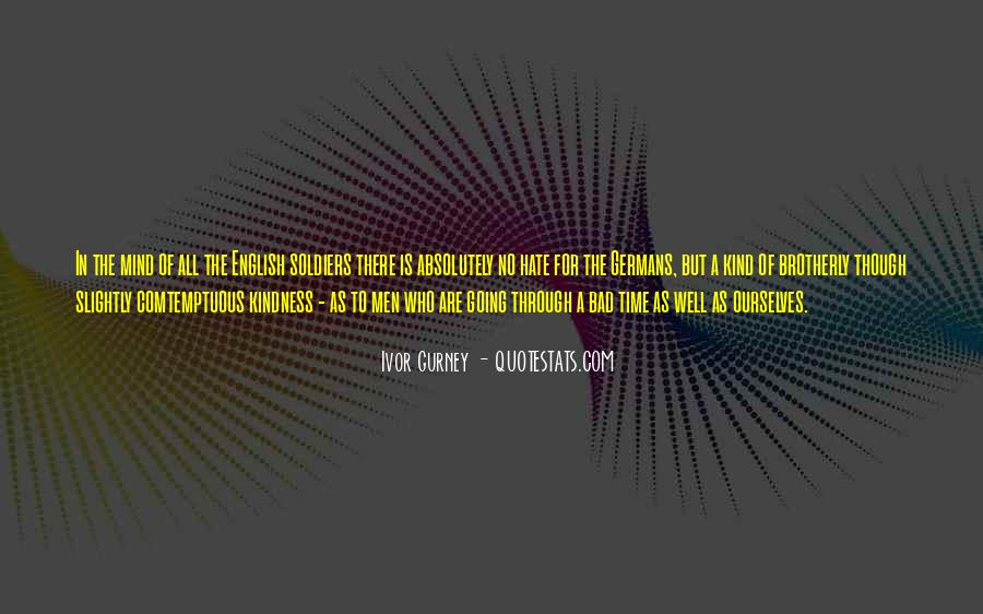 Ivor Gurney Quotes #122919