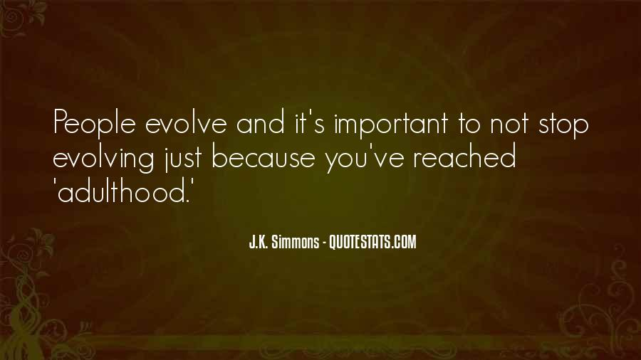 J K Simmons Quotes #442091