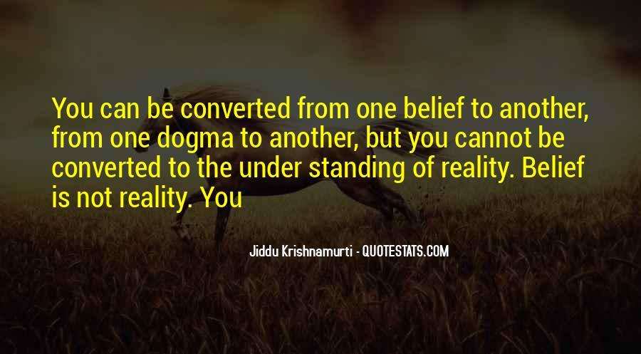 J Krishnamurti Quotes #1016