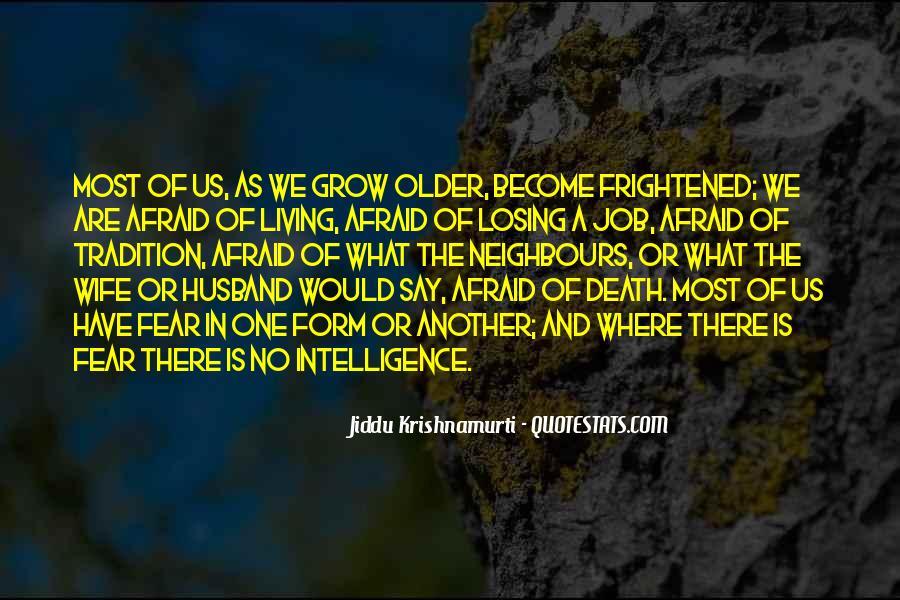 J Krishnamurti Quotes #11066