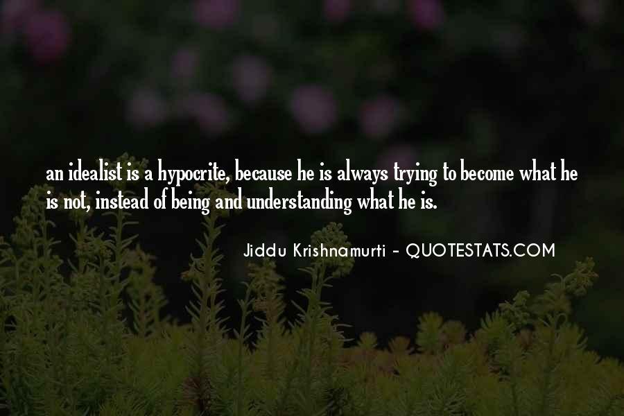 J Krishnamurti Quotes #13237