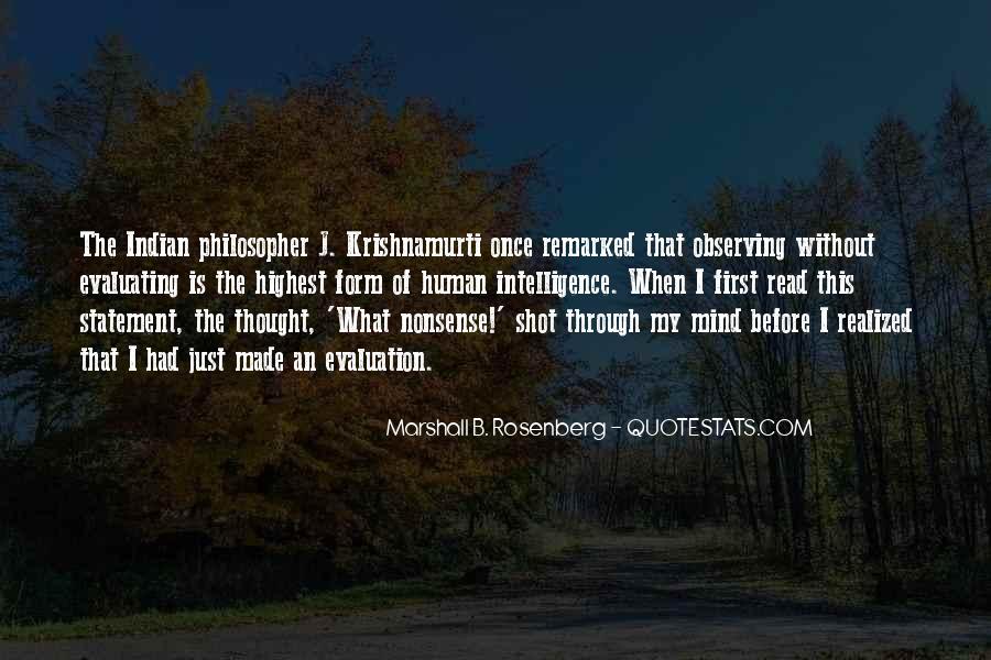 J Krishnamurti Quotes #1406257
