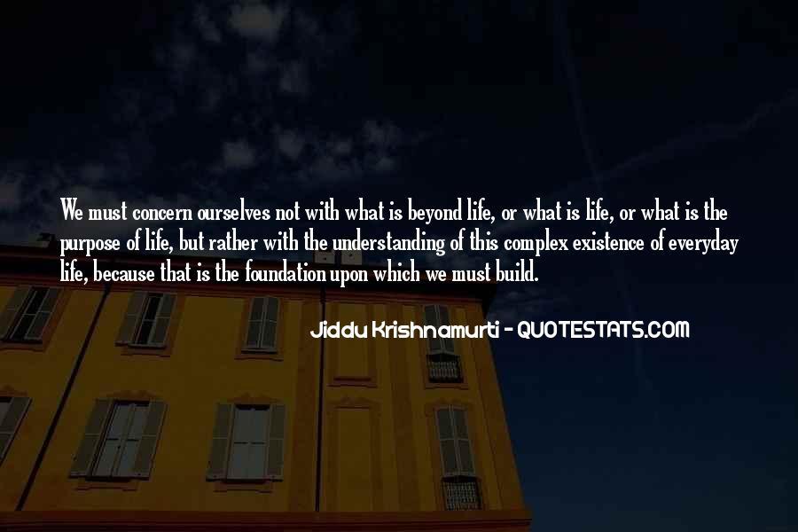 J Krishnamurti Quotes #14063