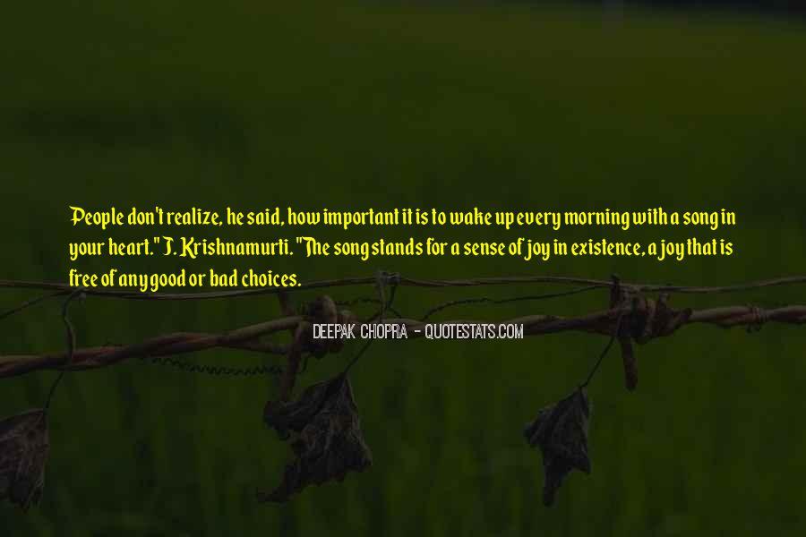 J Krishnamurti Quotes #1646568