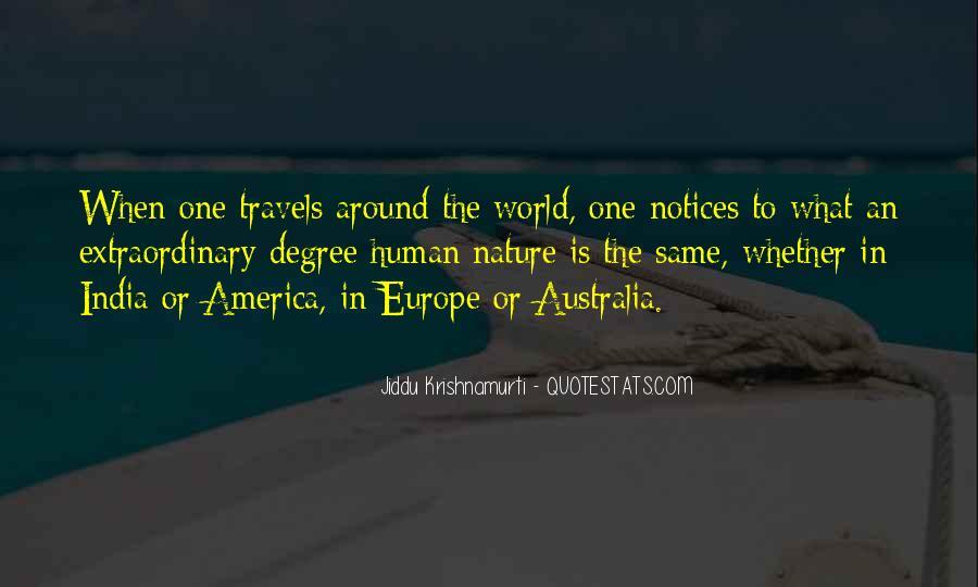 J Krishnamurti Quotes #18838