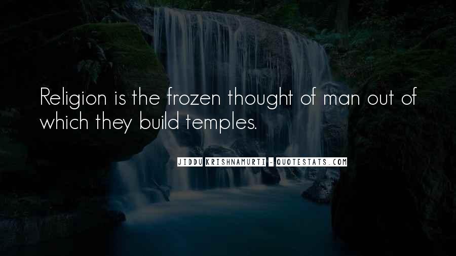 J Krishnamurti Quotes #31647