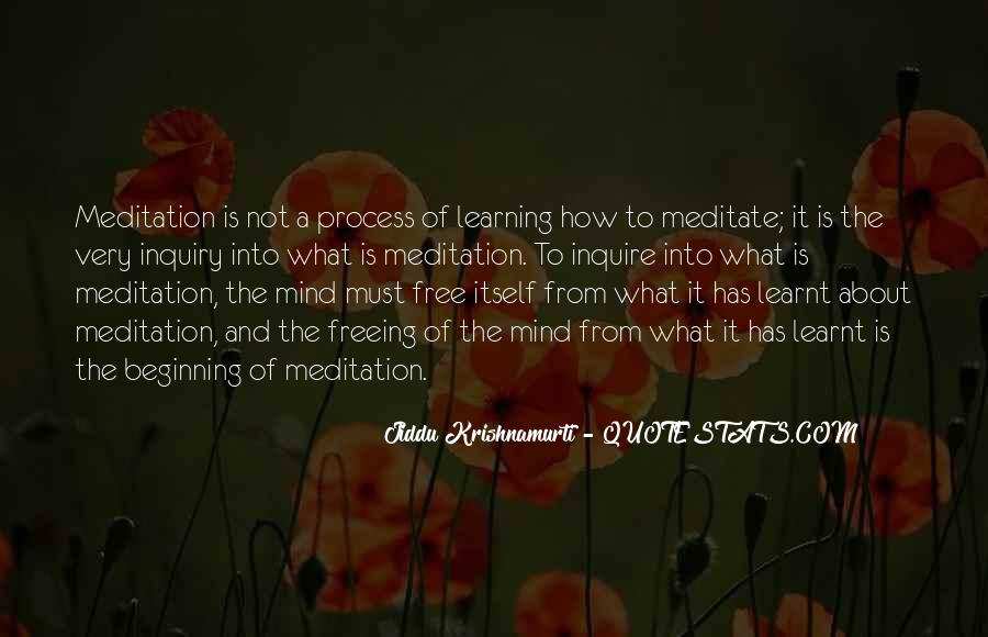 J Krishnamurti Quotes #34965