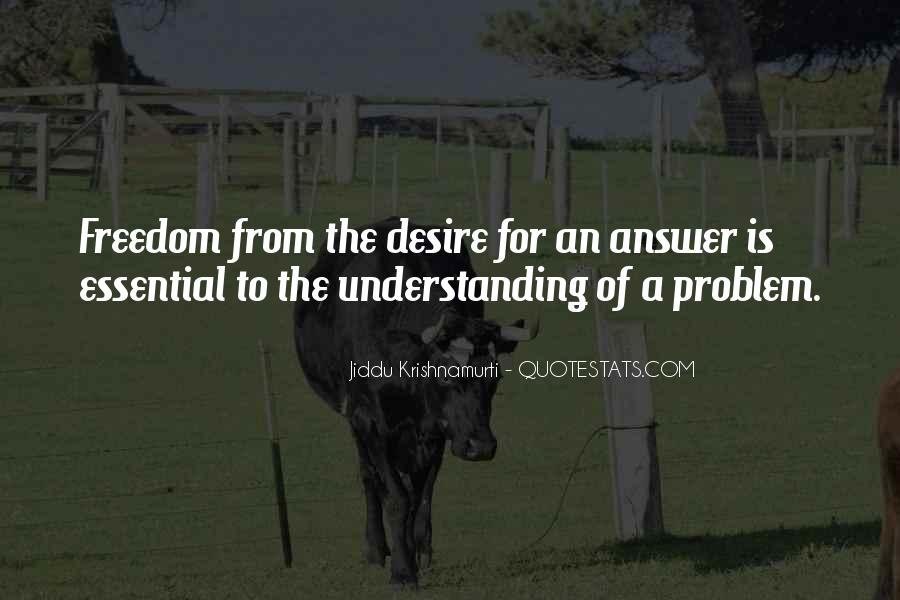 J Krishnamurti Quotes #46919