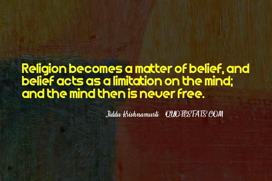 J Krishnamurti Quotes #4772