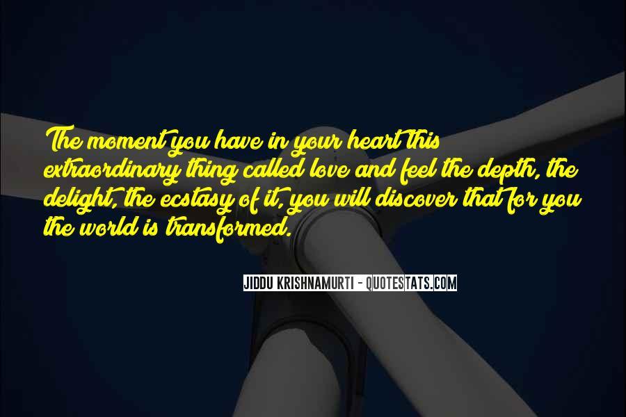 J Krishnamurti Quotes #51452