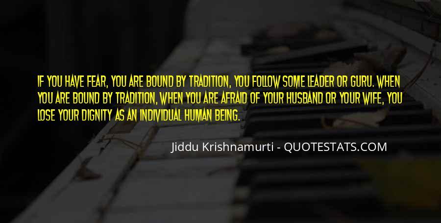 J Krishnamurti Quotes #52774