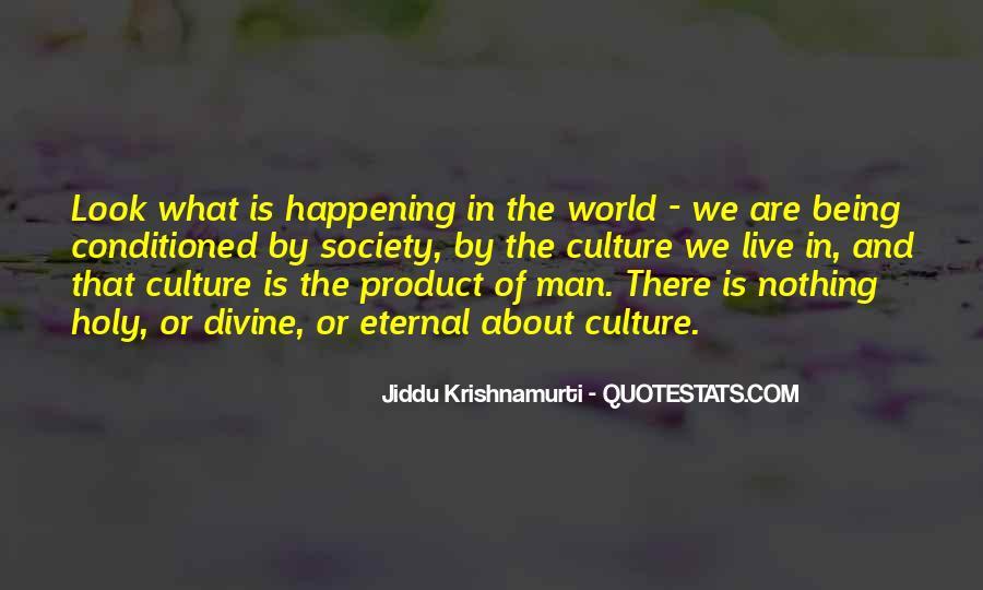 J Krishnamurti Quotes #71058