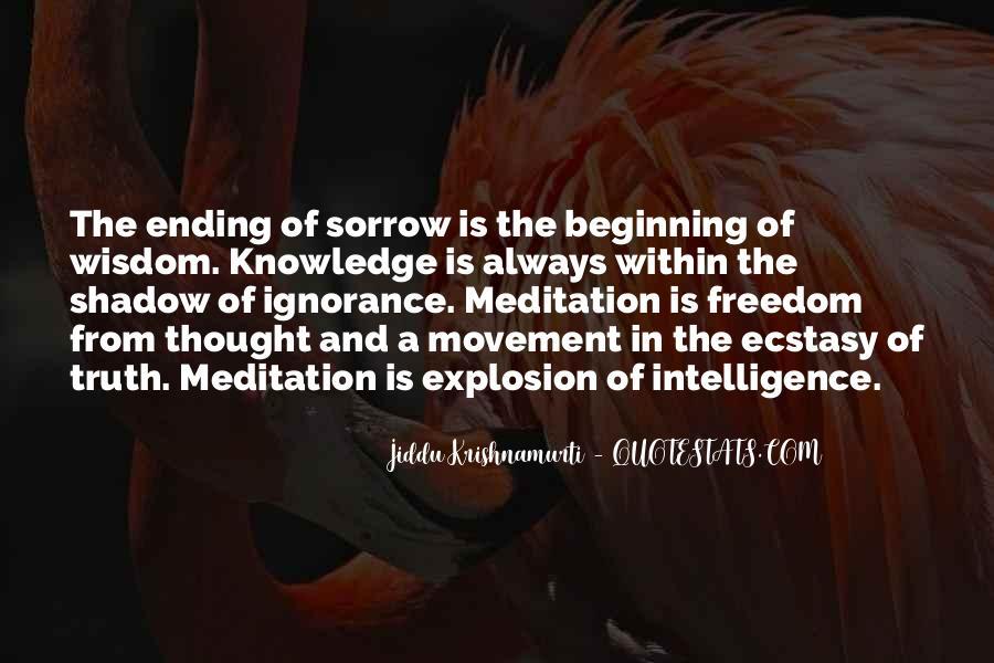 J Krishnamurti Quotes #72339