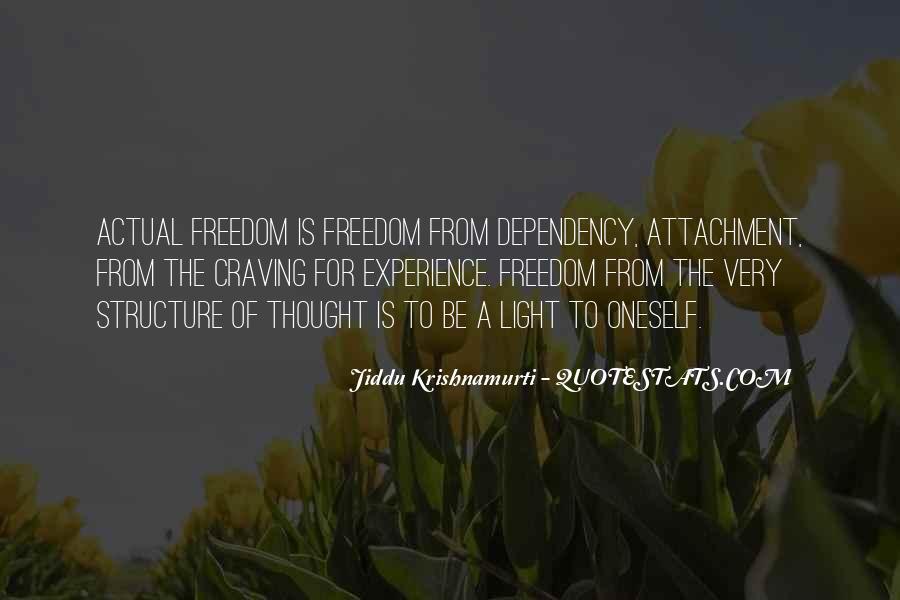 J Krishnamurti Quotes #75597