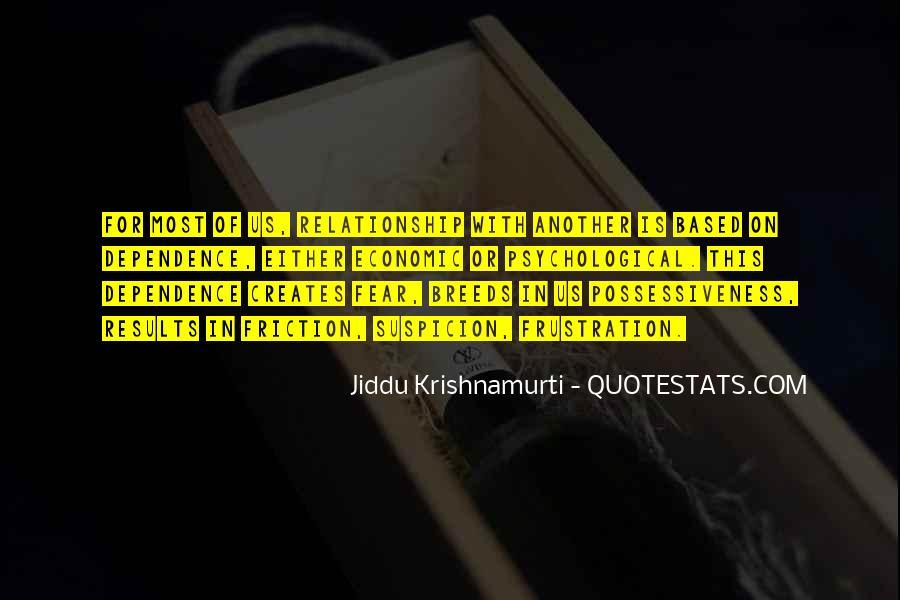 J Krishnamurti Quotes #89122