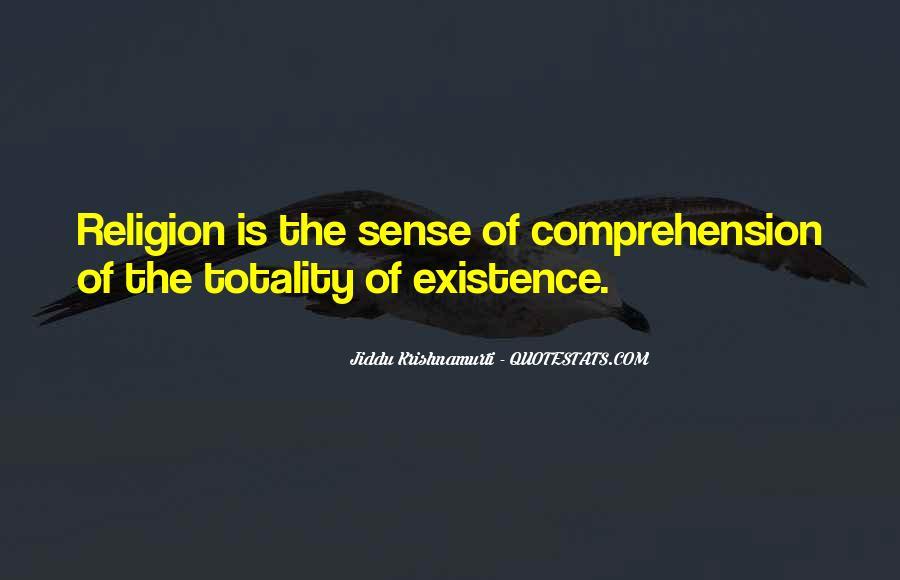 J Krishnamurti Quotes #94268