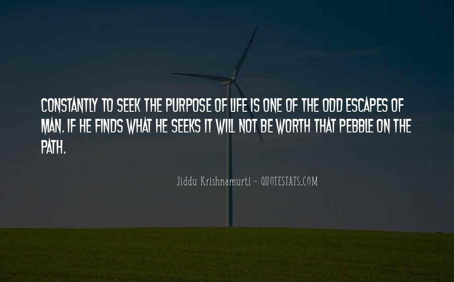 J Krishnamurti Quotes #95235