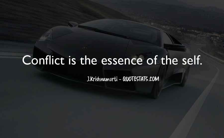 J Krishnamurti Quotes #986935