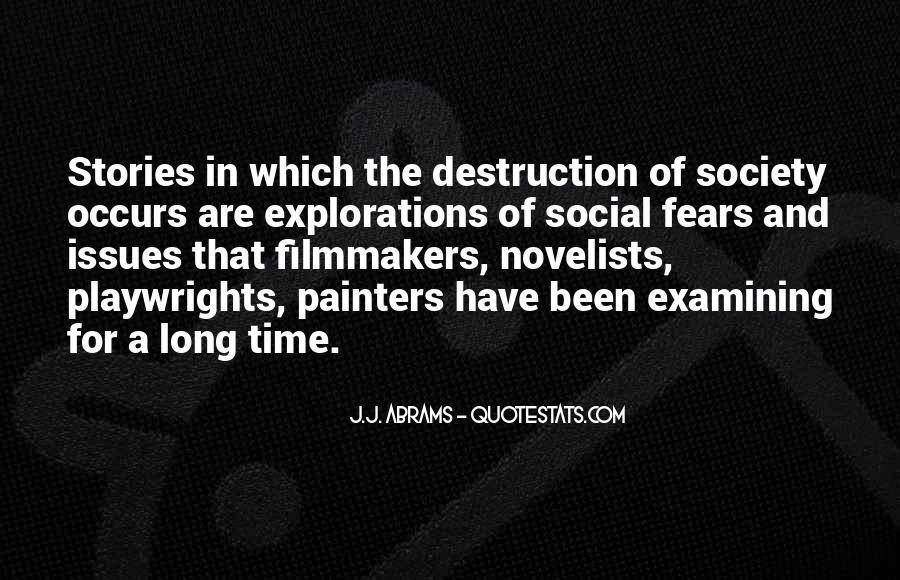 J.j. Abrams Quotes #1043078
