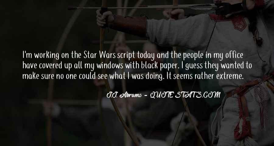 J.j. Abrams Quotes #1057222