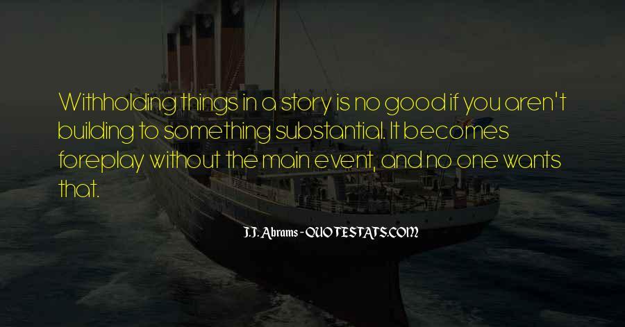 J.j. Abrams Quotes #1168463