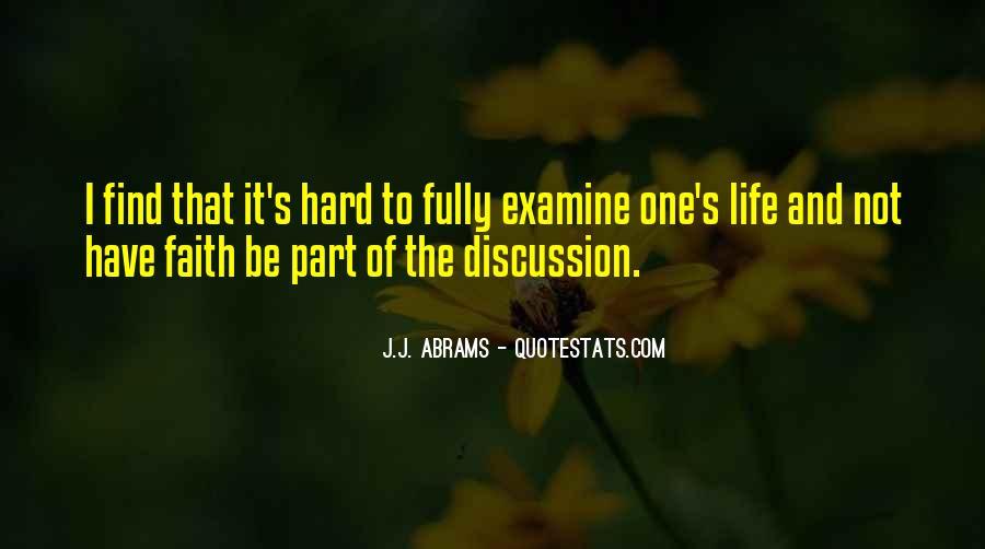 J.j. Abrams Quotes #1192935