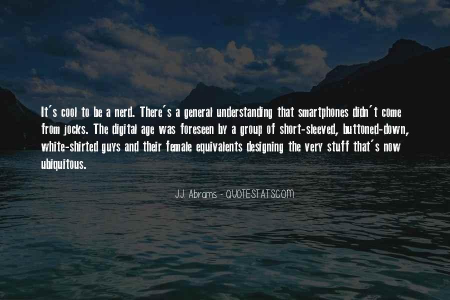 J.j. Abrams Quotes #1194132