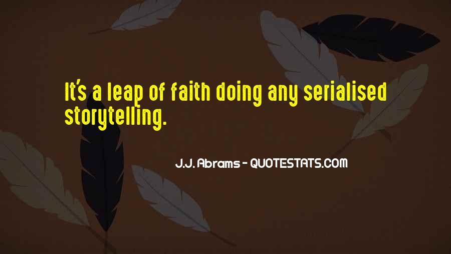 J.j. Abrams Quotes #1290087