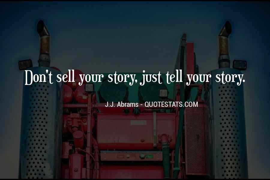 J.j. Abrams Quotes #1290318