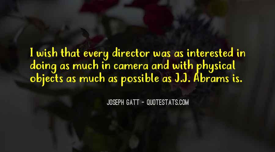 J.j. Abrams Quotes #131415