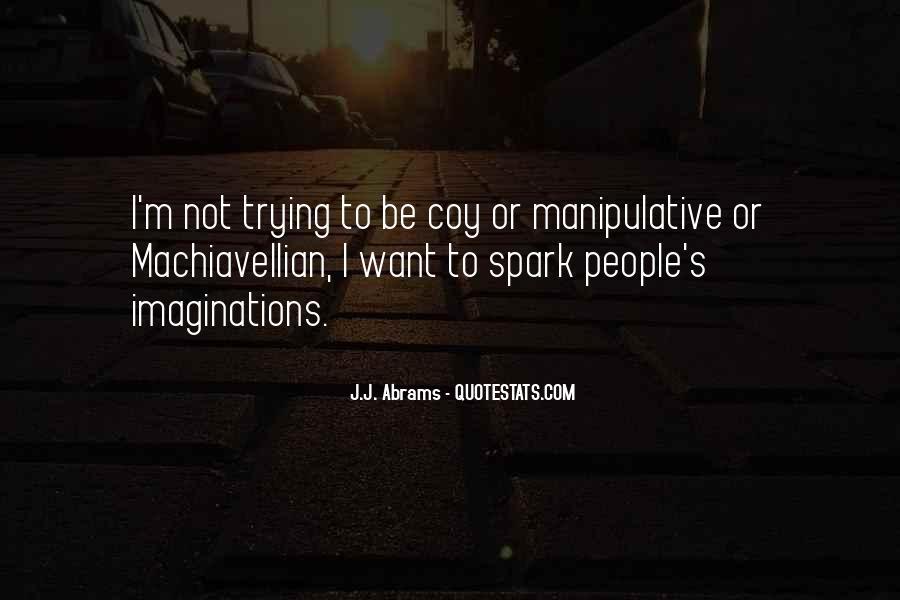 J.j. Abrams Quotes #136170