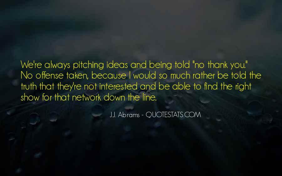 J.j. Abrams Quotes #18535