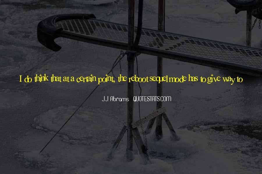 J.j. Abrams Quotes #187425
