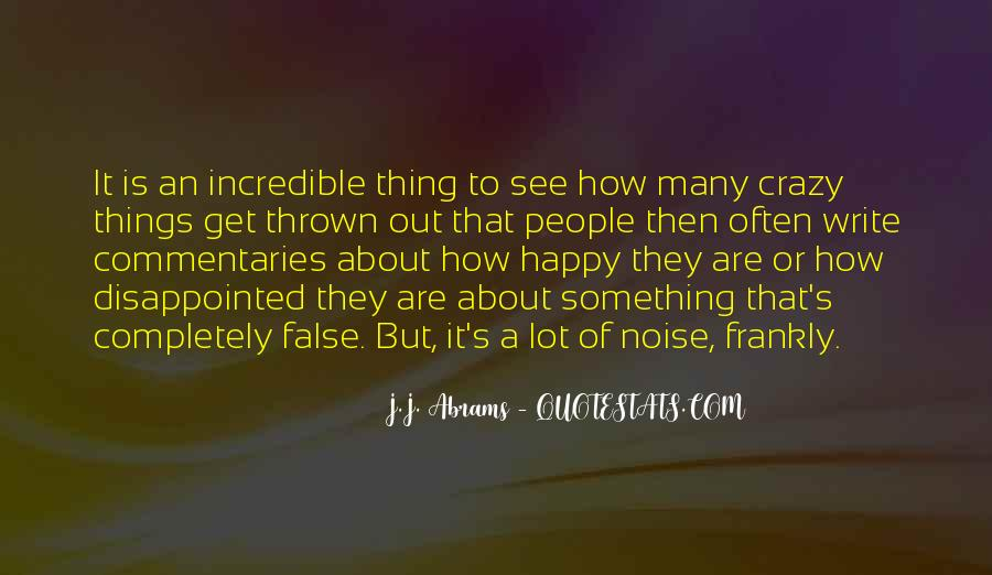 J.j. Abrams Quotes #254341