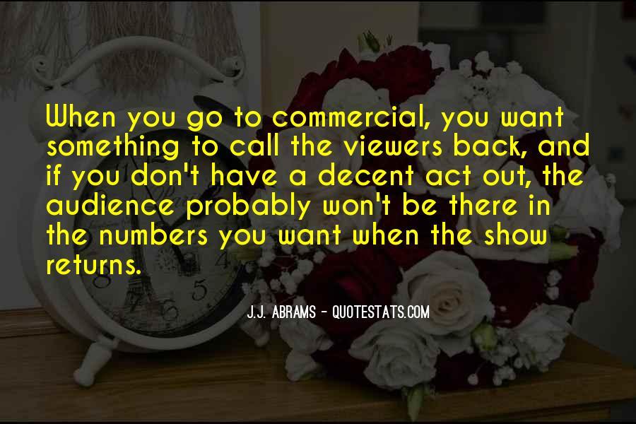 J.j. Abrams Quotes #292443